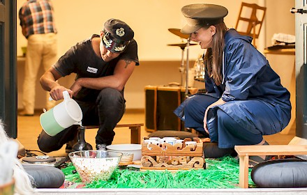 Refugee Club Basel: SMC #9