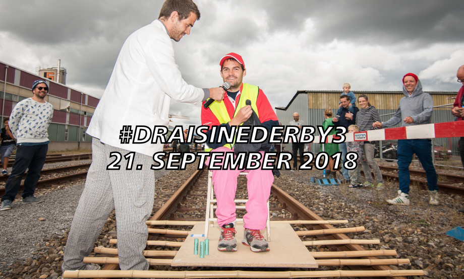 Draisine Derby 2018 / Sign up now