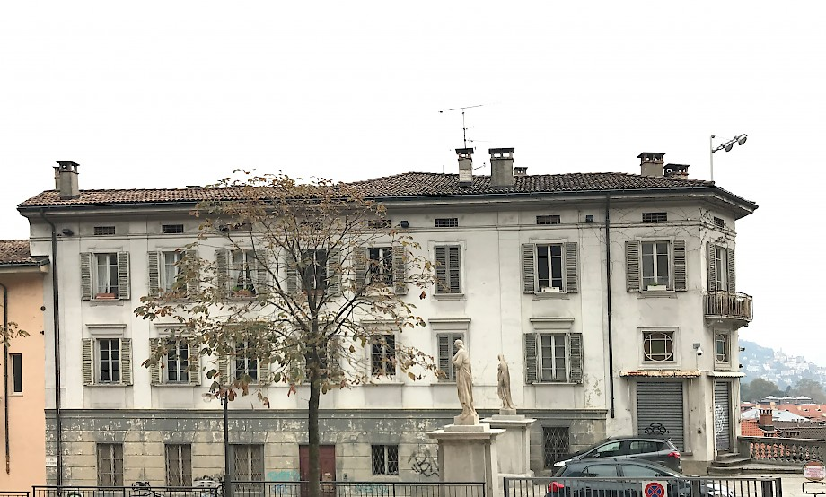 New residency in Lugano